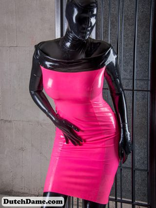 Wrapped in Latex