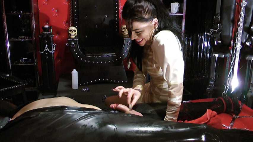 Lady Ashley - Orgasm without permission