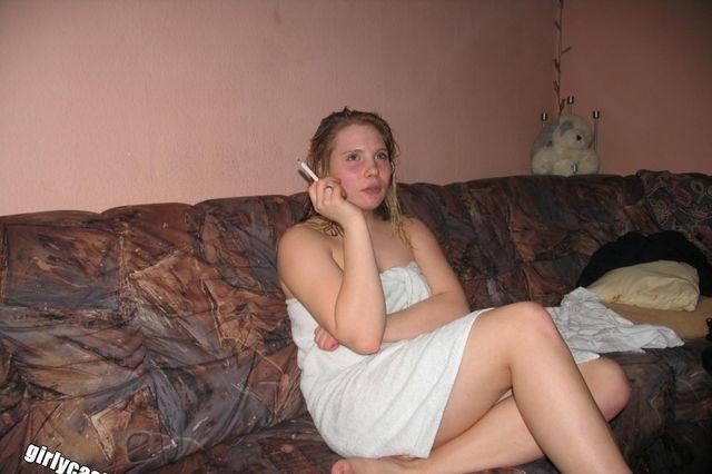 Teen Claudia private shoot