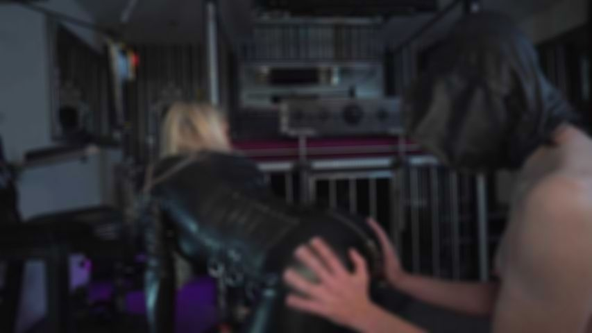 Obedience Leather Worship