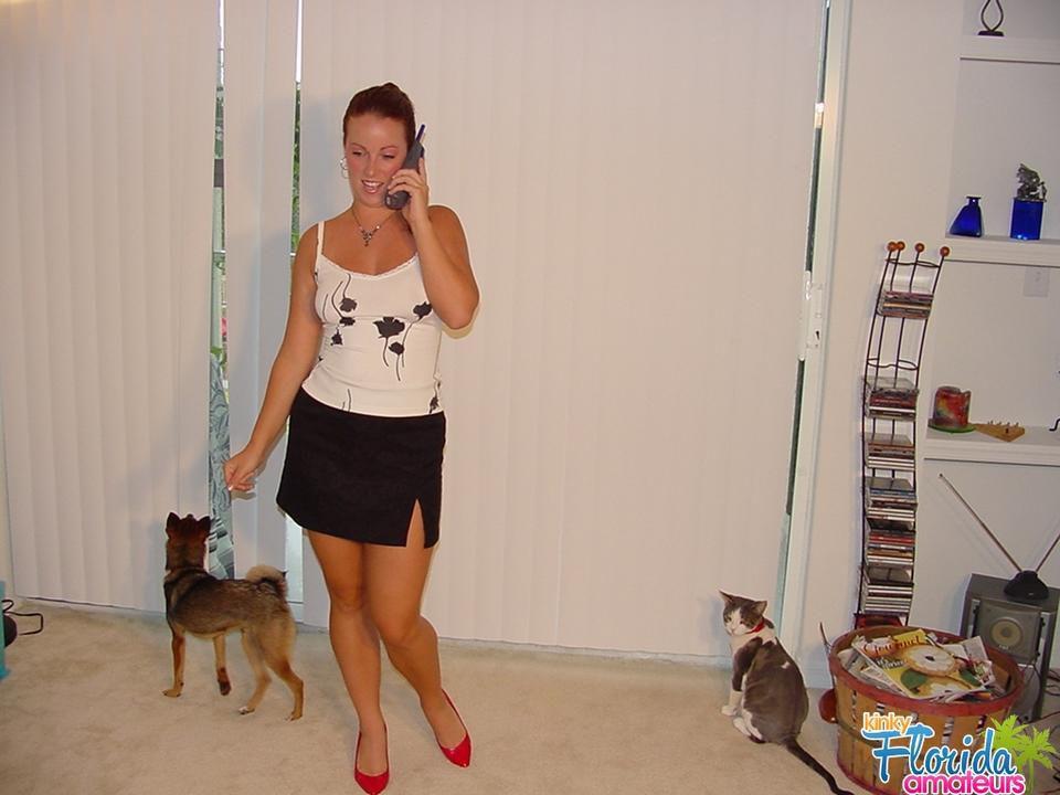 Amateur Teen Chynna Lynn Upskirt Part 1