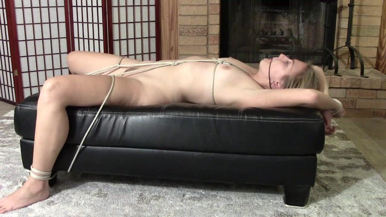 Vika - Nude Bondage