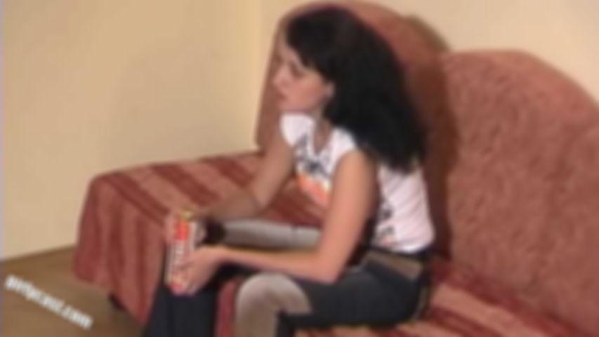 Die schüchterne Freundin von Olivia...