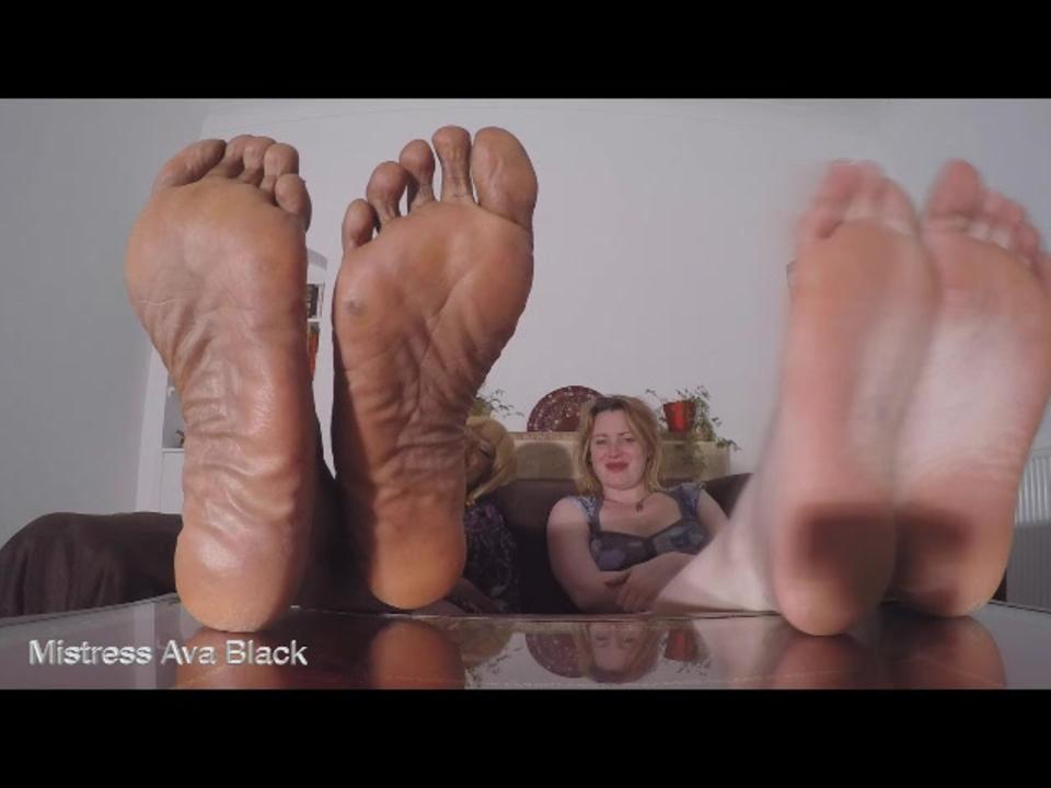 Foot Wanker