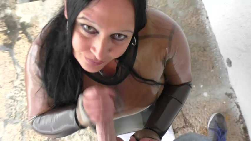 The Latex Lady S. - Fetish Blow Jobs Vol.2