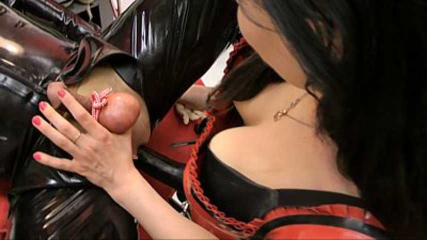 Lady Ashley - Rubber Clinic Part2