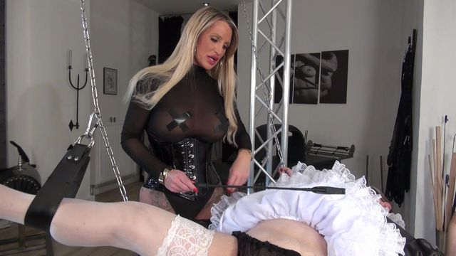 Training of the Feminized Chastity Slave