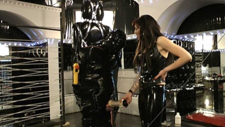 Lady Ashley - My Rubber Toy Part1