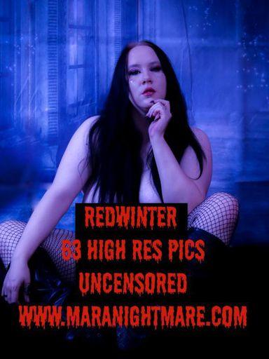 red winter full set