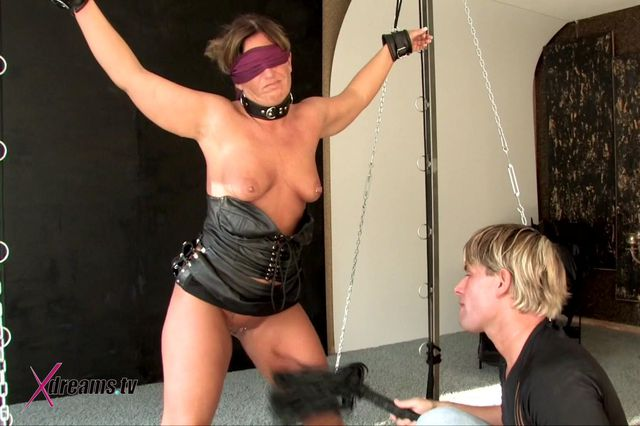 Alexandra's Long Submissive Treatment